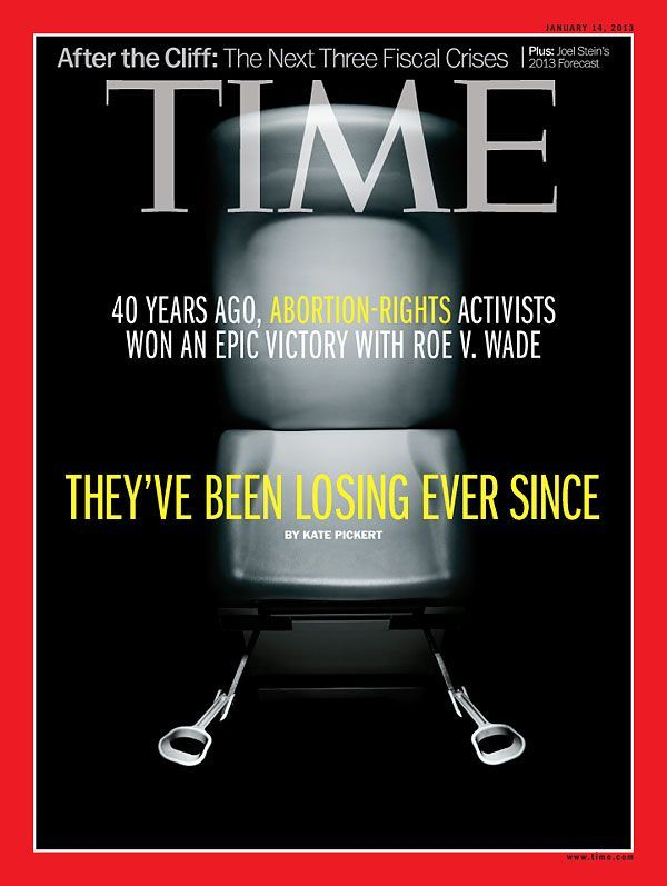 Revista TIME: Promotores del aborto pierden batalla ante pro-vidas en EEUU