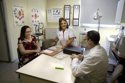 medicos antencion primaria