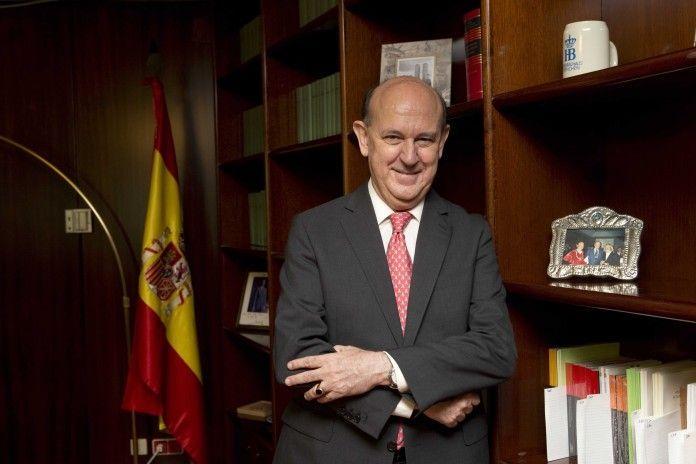 El magistrado del TC, Andrés Ollero