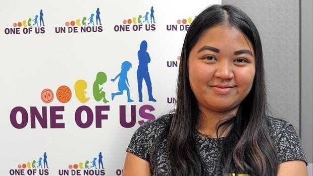 Pattaramon Chanbua, premio One of Us en defensa de la vida - J. P. Quiñonero