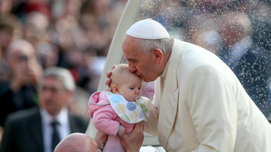 """El papa Francisco recuerda """"a quienes trabajan en las estructuras sanitarias"""" """"la obligación moral de la objeción de conciencia""""."""