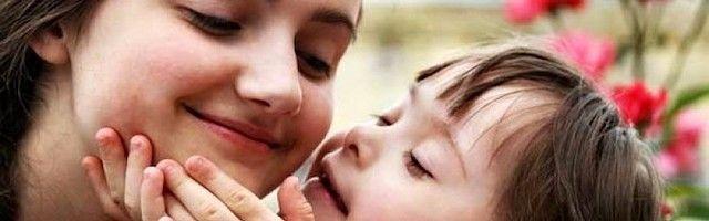 Los niños con trisomía 21 dan amor y agradecen el amor recibido tanto o más que los demás.