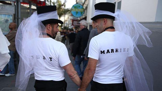 """El homosexualismo político pretende imponer el """"matrimonio"""" homosexual a todos los países."""