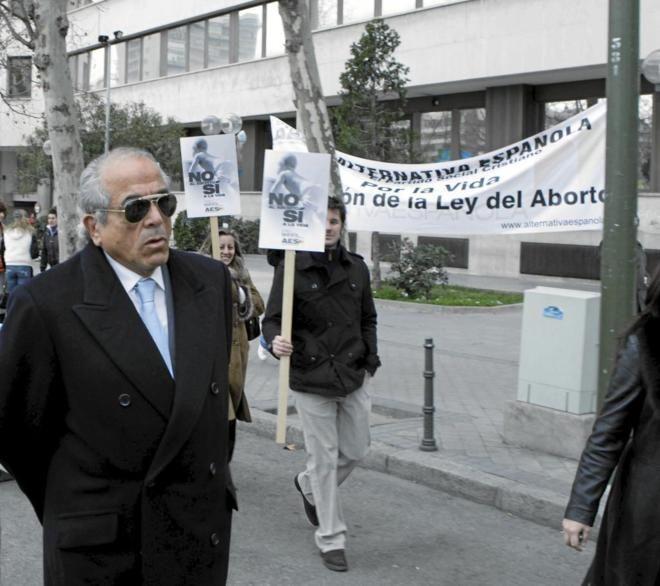 Carlos Morín, el ginecólogo acusado de realizar abortos ilegales.