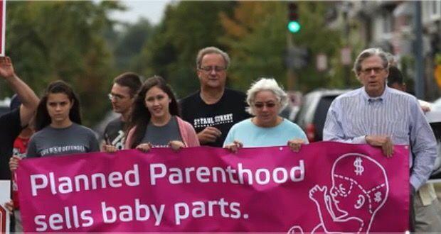Activistas provida denuncian la venta de órganos de Planned  Parenthood