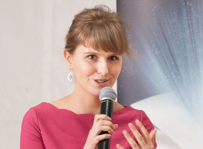 Magdalena Korzekwa-Kaliszuk CitizenGo Polonia