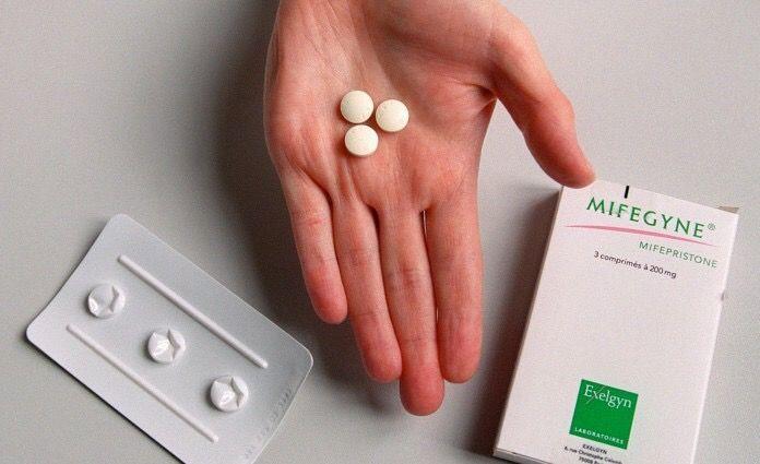 Píldora abortiva conocida como RU-486