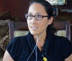 Stephanie Packer, enferma terminal debido al cáncer