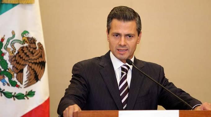 Enrique Peña Nieto. Foto: Flickr de Presidencia de la República Mexicana.