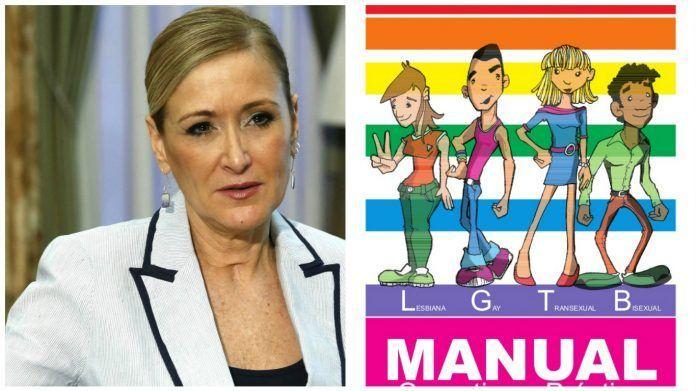Cristina Cifuentes y un manual sobre ideología de género