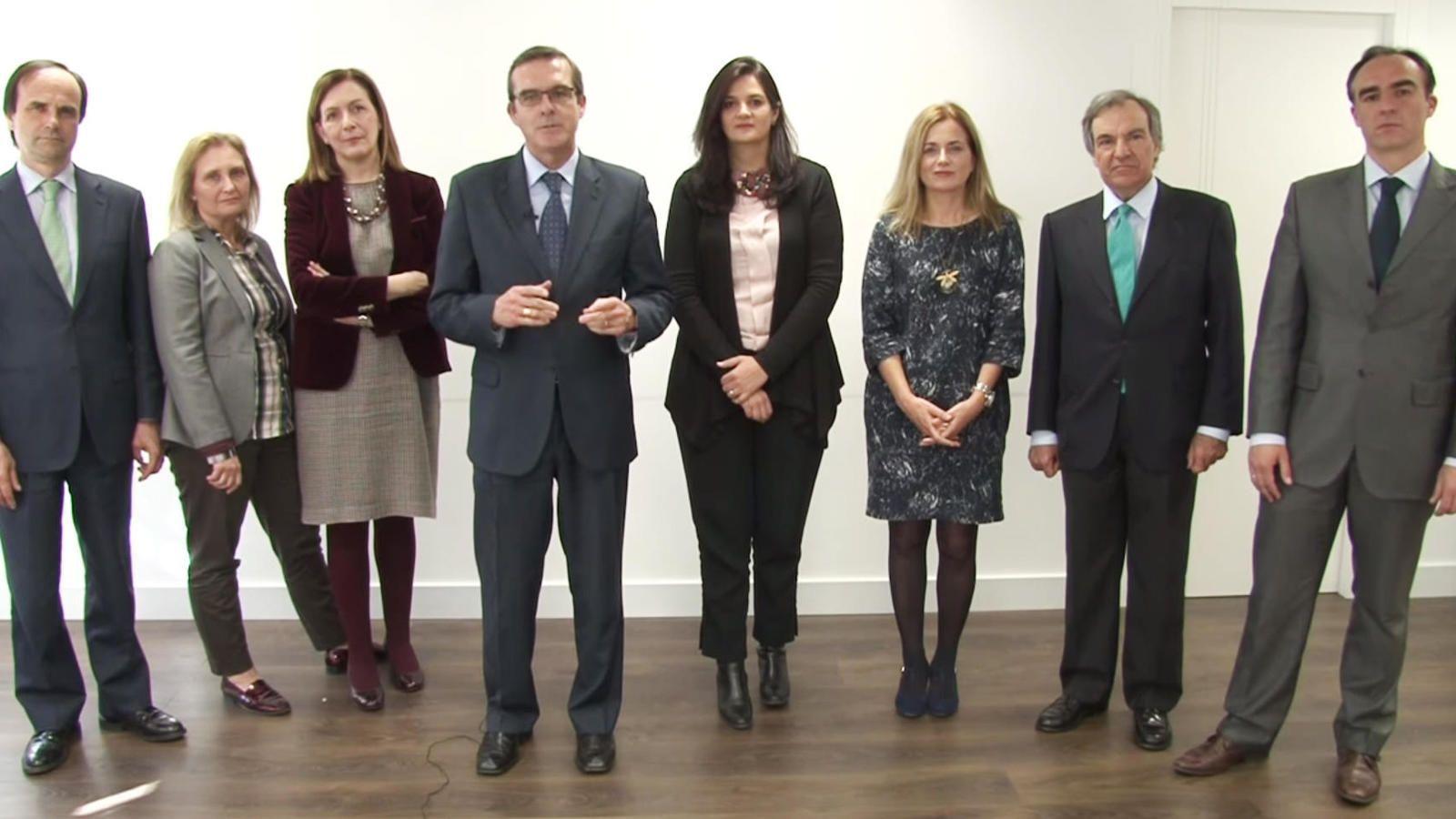 Ángel Pintado se ha mantenido siempre firme con varios de sus compañeros de partido en lo que respecta a las leyes contra la familia