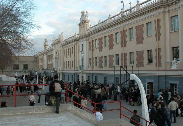 El conflicto entre el Ayuntamiento y la congregación se produjo por unas obras en el colegio de La Inmaculada de Getafe