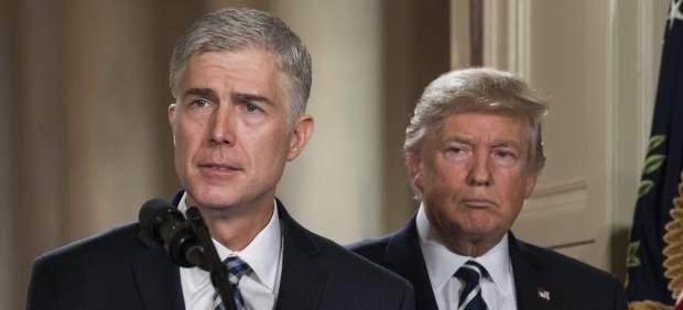 orsuch, el juez de Trump para el Supremo